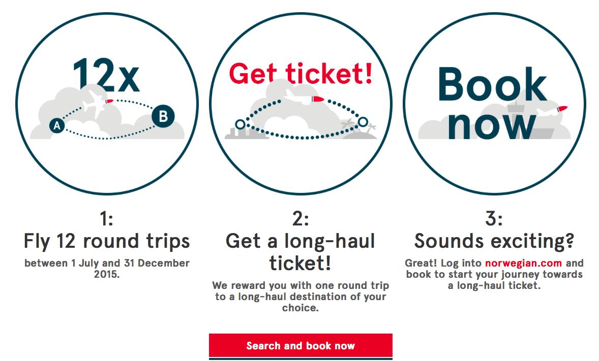 norwegian billiga flyg gratis resa