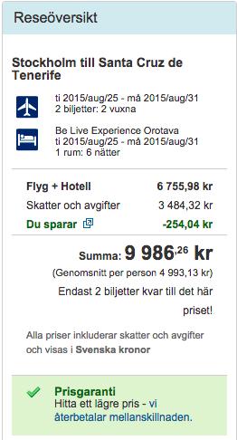 billiga flyg