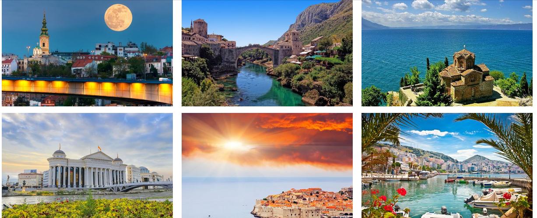 resa till montenegro