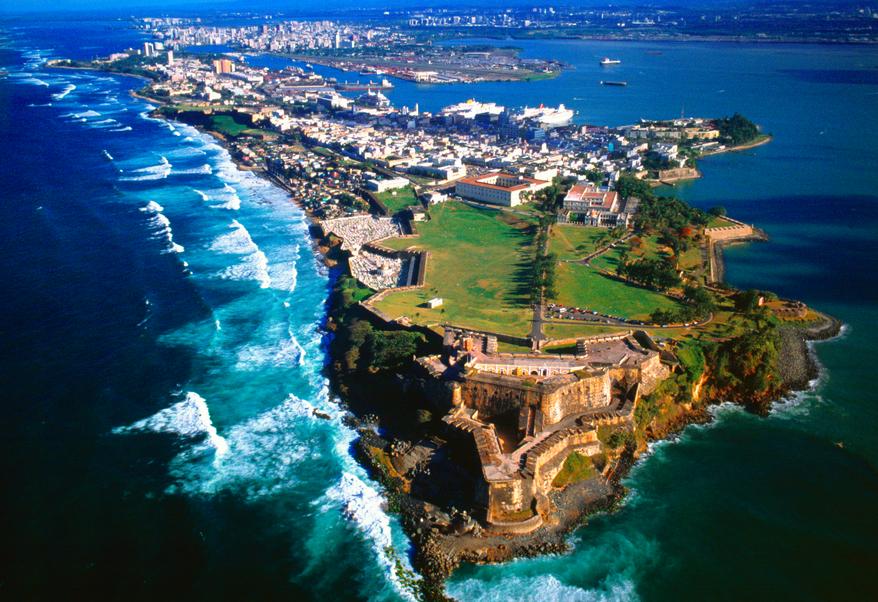 billiga flyg puerto rico