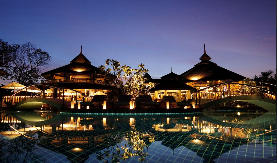 billigt hotell thailand