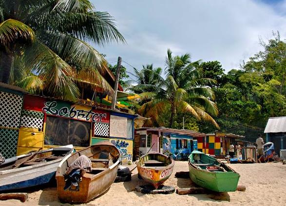 jamaica ständer