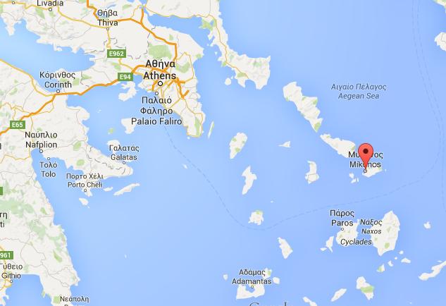 sista minuten resor grekland