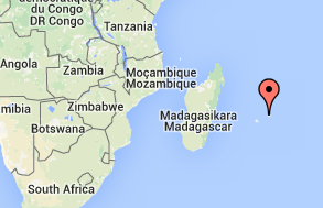 resa till mauritius i januari